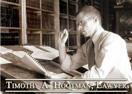 Timothy Hootman - Texas Appellate Attorney